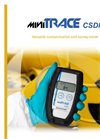 MiniTRACE - Model CSDF - Unique Multipurpose Meter Brochure