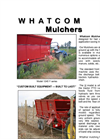 Mulch Spreader Brochure
