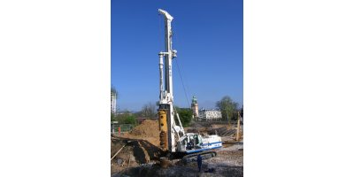 Soilmec - Model SR-30 CWS - Drilling Rig