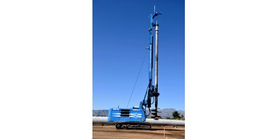 Soilmec - Model SR-45 - Drilling Rig