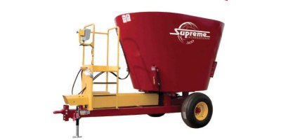 Supreme International - Model 300 - Pull Type Mixer