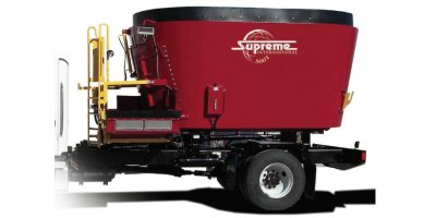 Supreme International - Model 500T - Truck Mount Mixer