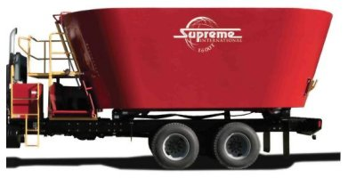 Supreme International - Model 1600T - Truck Mount Mixers
