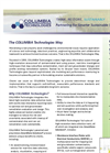 COLUMBIA Technologies Overview Datasheet