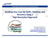 AEHS – Building Your Case for NAPL Mobility and Recovery Using a High-Resolution Approach Datasheet