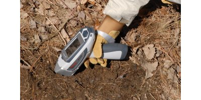 XRF analysis for environmental applications - Environmental