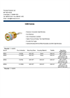 Model 5200 Series - Flow Indicator - Brochure