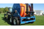 Bambauer - Tandem Axle Hose Reel