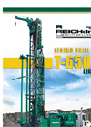 T-650-W Legend 6 - Water Well Drill Brochure