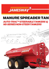 Non-Steer Heavy Duty Manure Tankers- Brochure