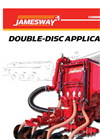 Double-Disc Manure Applicator Brochure