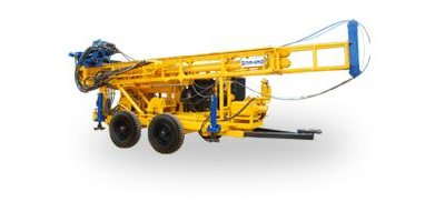 Getech - Model CDR 300 (T) - Core Driling Rig