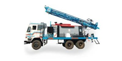 Getech - Model CDR 300 - Core Driling Rig