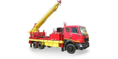Getech - Model DTH450 - Water Well Drilling Rigs