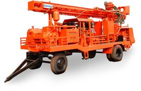 Getech - Model DTHR 150 (T) - Water Well Drilling Rigs