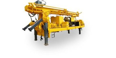 Getech - Model GPR25-06 - Foundation/Piling Drilling Rigs