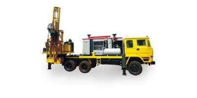 Getech - Model GPR3-04SA - Pole Hole Drilling Rigs