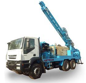 Getech - Model DTHR150 - Water Well Drilling Rigs