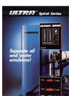 Infinitex - Model Ultra Series - Membrane Filtration Systems Datasheet