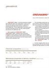 Creusabro Dual- 8000 - Wear Resistant Steels