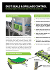 Conveyor Skirting & Sealing Rubber- Brochure