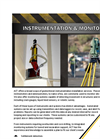 Instrumentation and Monitoring Services Datasheet