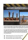 Rotay Duplex Drilling Services Datasheet