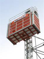 Alimak Scando - 650 FC-S - Construction Hoists