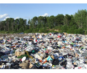 Republic Services Caps Atlanta Landfill with Flexible Solar Cover