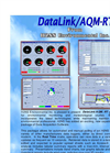 DataLink/AQM - Environmental Monitoring and Meteorological Studies - DataLink AQM Brochure