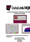 DataLink/AQM - Environmental Monitoring and Meteorological Studies - Manual