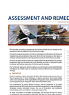 Assessment & Remediation Services Brochure