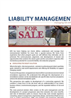 Liability Management Brochure