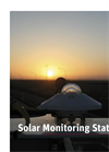 Solar Monitoring Stations Brochure