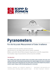 Kipp & Zonen - CMP Series - Pyranometers Brochure