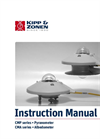 CMP & CMA Series - Pyranometers Manual