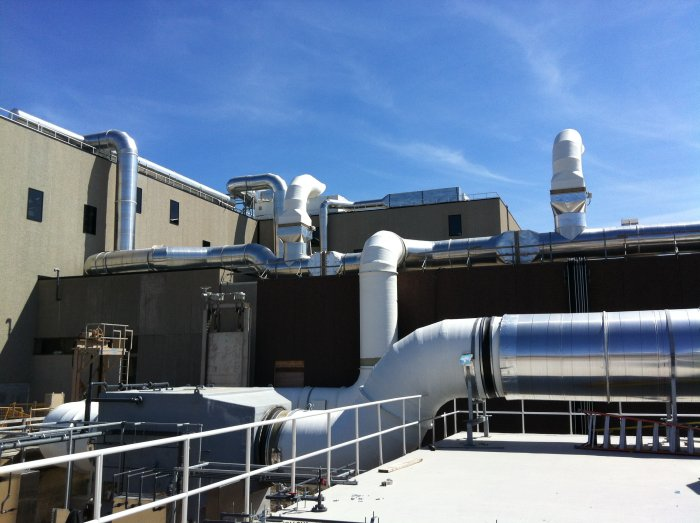 Ashbridges Bay Sewage Treatment Plant, Toronto, Ontario - Case Study
