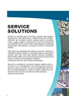 Service Solutions- Brochure