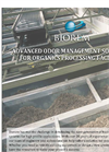 Advanced Odor Management Solutions for Organic Processing Facilities - Brochure