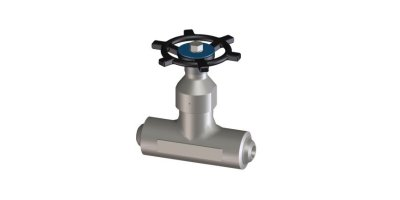 Model 07.1 - Bonnetless Forged Steel Straight Pattern Needle Valves