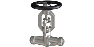 Model 01.1 - Bonnetless Forged Steel Globe Valves
