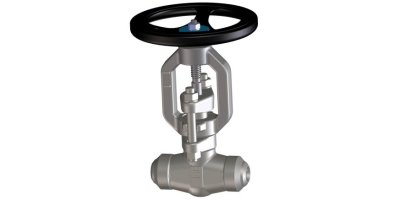 Model 03.6 - Bonnetless Forged Steel Stop-Check (SDNR) Valves