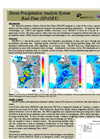 AWA - Storm Precipitation Analysis System (SPAS) Datasheet