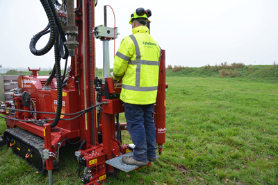 Eijkelkamp GeoPoint SoilSolutions opens up a world of CPT opportunities