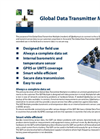 Eijkelkamp - Global Data Transmitter Multiple (GPRS) Brochure