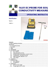 EC-Probe for Soil Salinity Measurements Manual