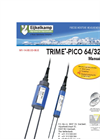 Trime-Pico - Model 14.65 - Soil Humidity Measuring System Manual