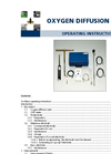 Model 14.36 - Oxygen Diffusion Meter Manual