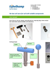 Eijkelkamp - No-Loss Soil Corer for Soil With Volatile Components - User Manual