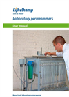 Eijkelkamp - Laboratory Permeameter - User Manual
